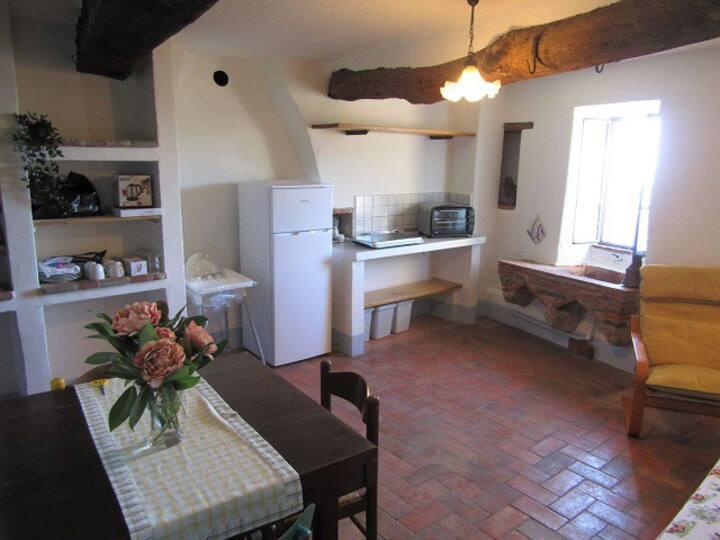 Camaiore, casa con bella vista della Versilia!