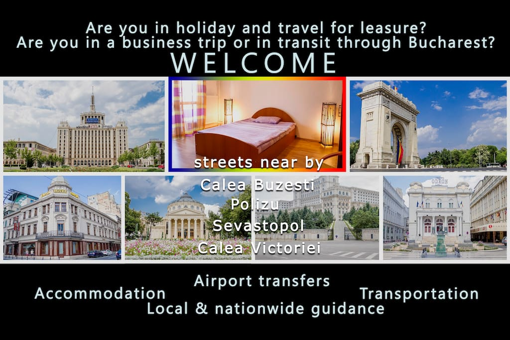 Welcome to our profitable and affordable offer in the heart of Bucharest also called ''the little Paris''