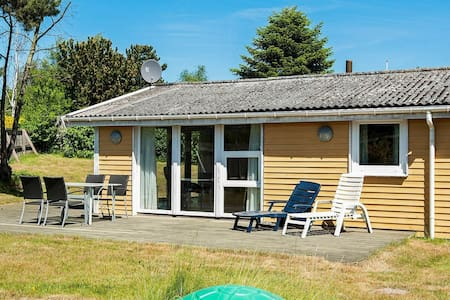 Alluring Holiday Home in Ebeltoft with Terrace.