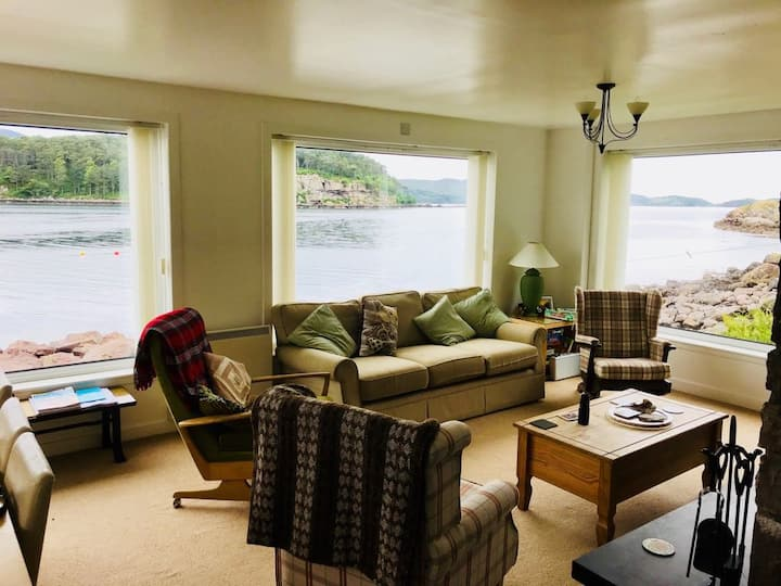 Lochside Retreat Holiday Home