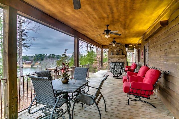 Legacy Lake House-on Lake Tuscaloosa!