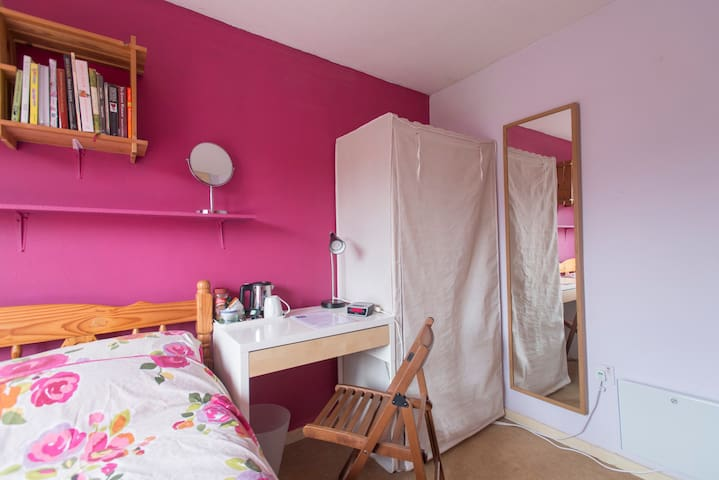 Double room in eco-friendly house - Norwich - Bed & Breakfast