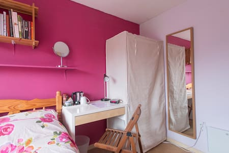 Double room in eco-friendly house - Norwich