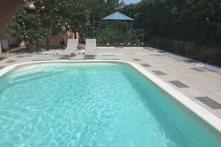 Lavanda, FiordiSole Tuscany home con piscina - Montopoli - Hus