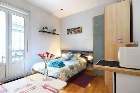 Estudio luminoso y céntrico - Bilbao - Apartmen