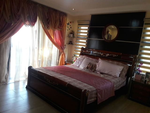 Angel's bed & breakfast - Baliuag - Wikt i opierunek