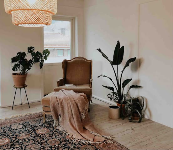 Spacious scandi apartment