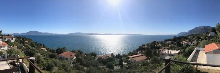 Panoramic View (Attic)