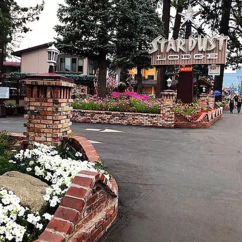 Spacious Studios at the Stardust lodge
