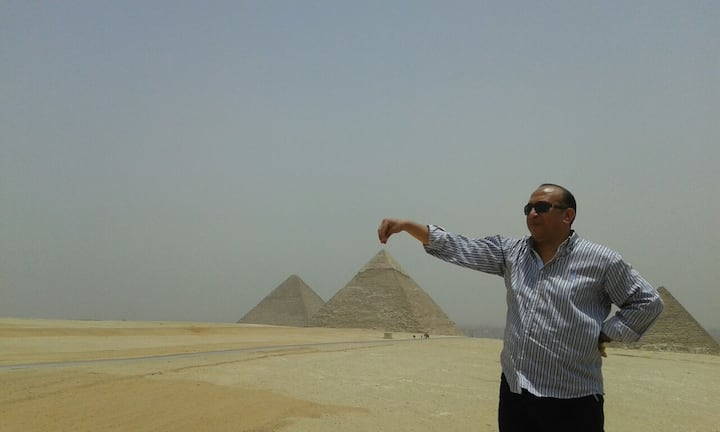 Egypt PYRAMIDS TOUR GUIDE( 13 )