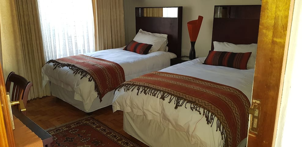 Mamthi Guest House in Chase Valley Upmarket Suburb