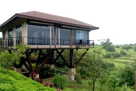 Unexplora,The Lake view villa at Vaitarna-Igatpuri - Igatpuri