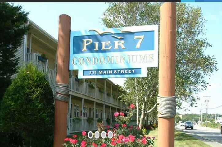 Centrally located condo on Cape Cod
