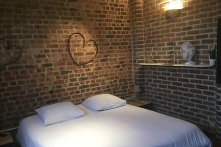 Chambre (studio) indépendante aux portes de Lille