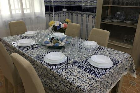 Belle maison spacieuse pour vos vacances - El Perellonet - Casa