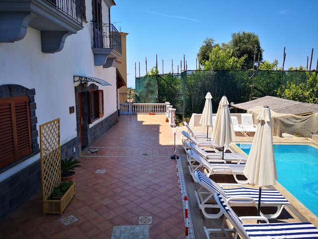 Residence Villa Marzia two flat  10 beds