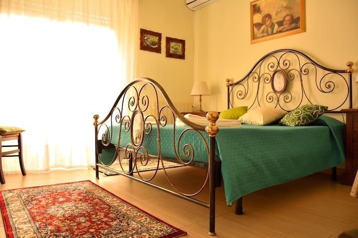 Le Pernici Rooms - Camera Verde