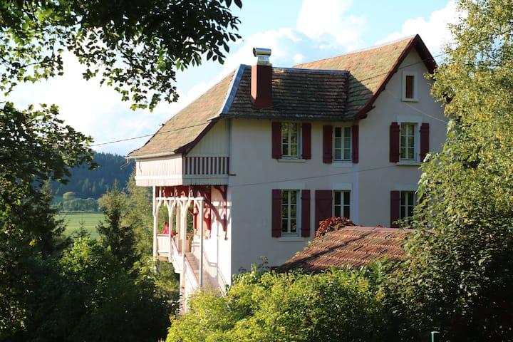 La  grande Maison de Lilou