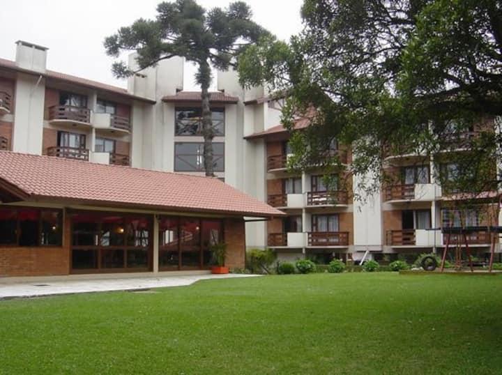Apartamento Residencial P. do Serrano em Gramado