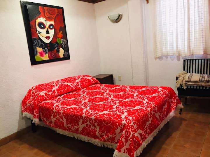 La Casita de Frida Real (Rosa 5)