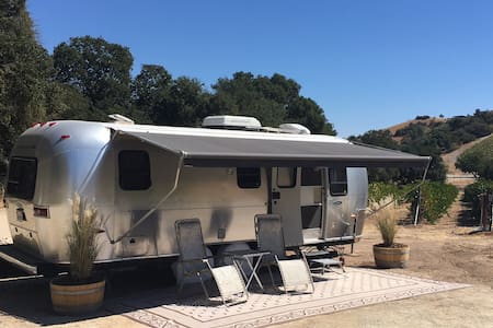 Wine Country Airstream Experience