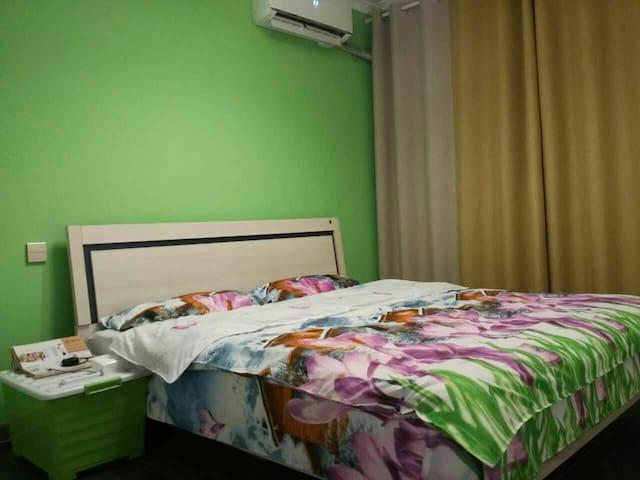 两室合租一间卧室 客厨共同使用 - Tangshan Shi