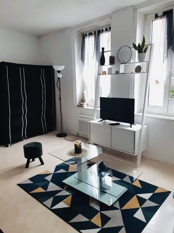 Studio moderne au centre de Lille