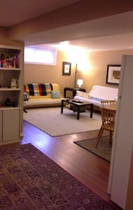 The Maples basement suite - Burlington