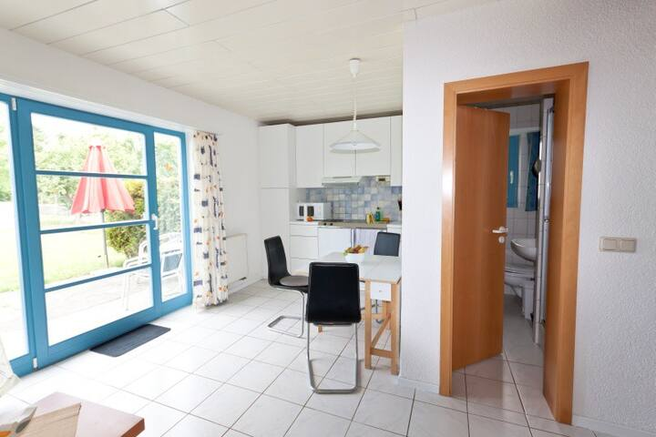 Appartement Möwe - Breege