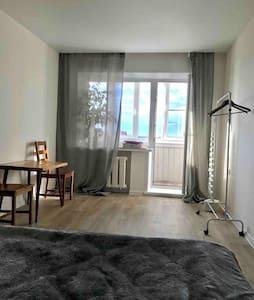 Квартира целиком с прекрасным видом в самом центре
