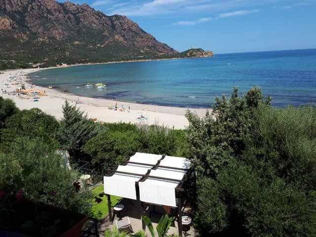 casa sul mare con WIFI, terrazza panoramica