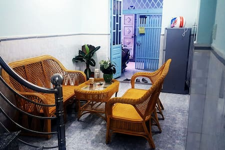 furnished room in a house - Huis