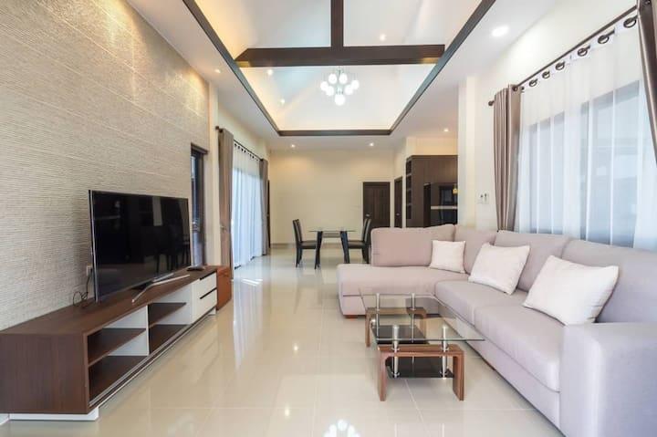 Napak Pool villa 2 Bedroom with swimming pool