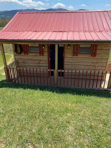 Scott Hill Cabin #1