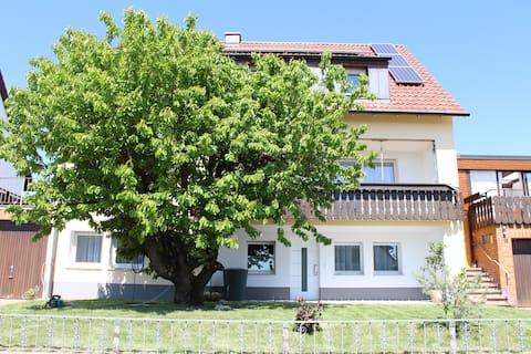 Dovolenka v blízkosti prírody v Ebersbach an der Fils/Weiler