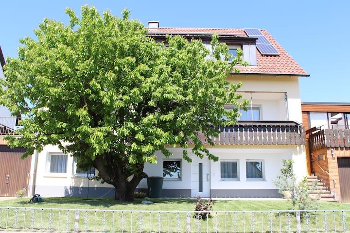 Naturnahe Ferien in Ebersbach an der Fils/Weiler