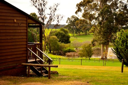 Diamond Forest Cottages Farmstay - Middlesex