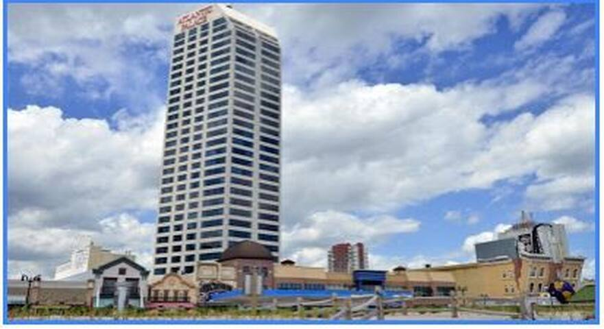 ATLANTIC PALACE SUITES CONDOMINIUM - Atlantic City - Condo