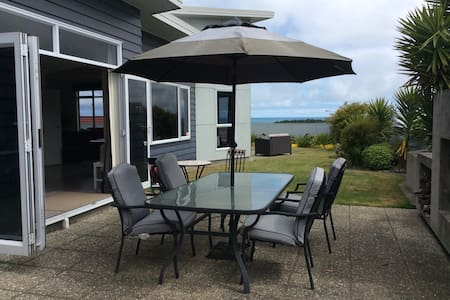 Relax and enjoy the views - New Plymouth - Wikt i opierunek