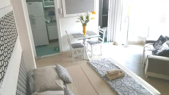 Complete apartment in the center of São Paulo