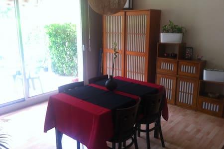 Chambre zen chez Jérémy