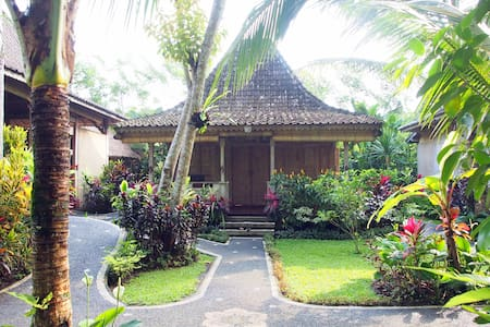 Сomfortable villa on the outskirts of the jungle - Ubud