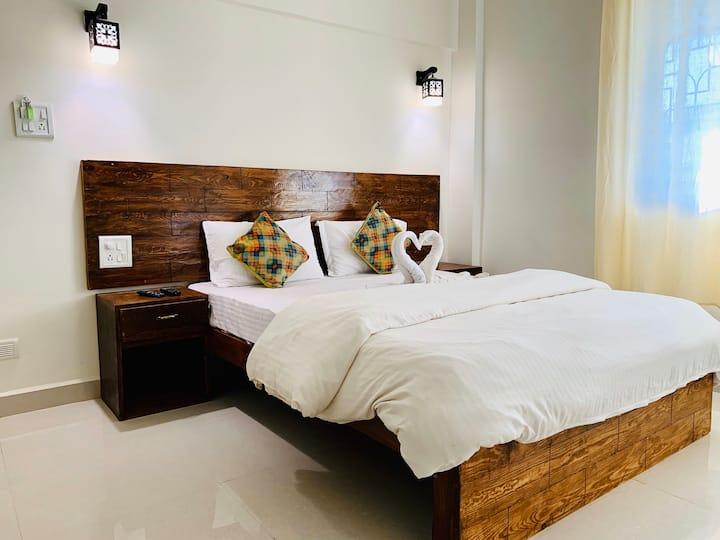Cour de' Anjuna hotel (premium deluxe room)