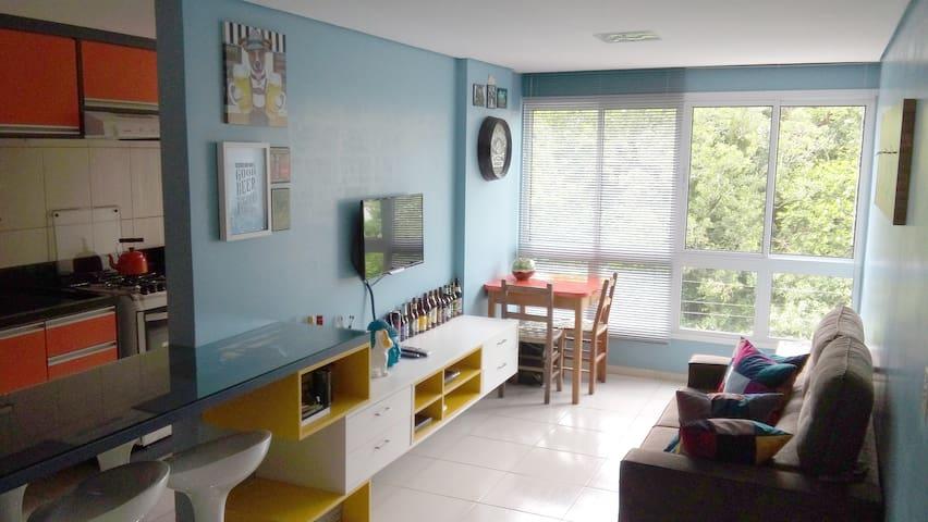 Ap. inteiro, moderno e confortável na serra gaúcha