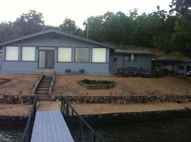 Lake House - Gravois Mills - Casa