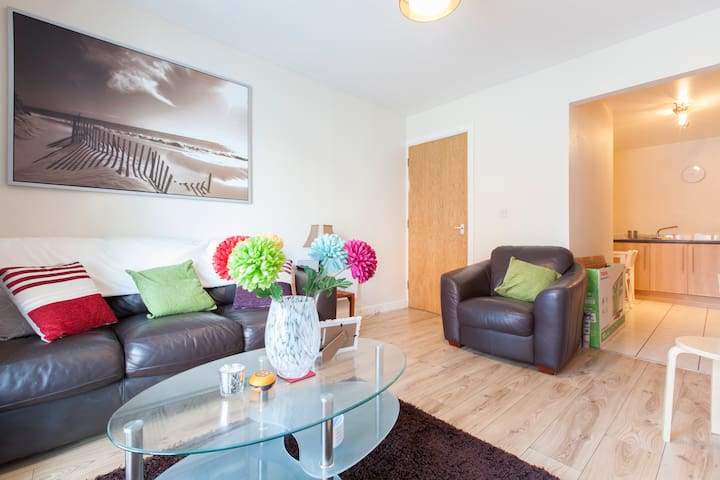 Lovely modern apartment, great location nr centre. - Leeds - Appartamento