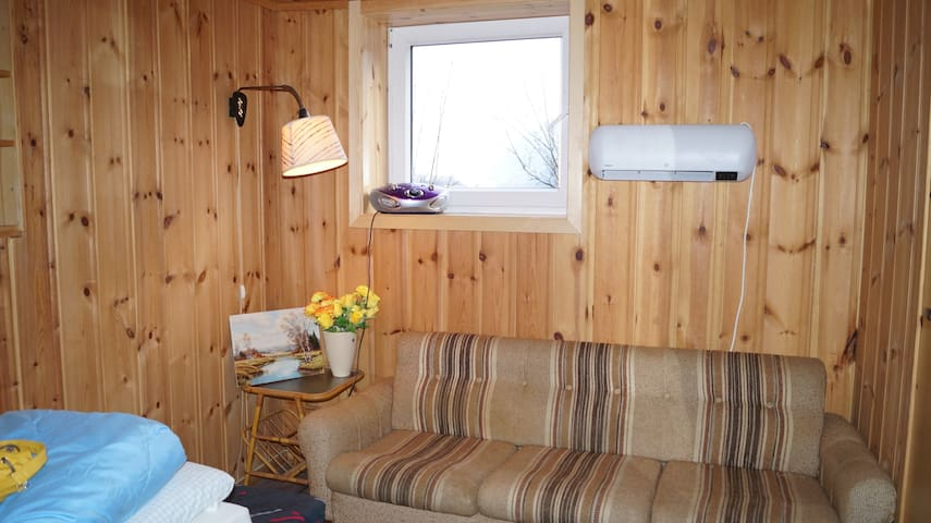 Basement apartment in Odda - Odda - Appartement