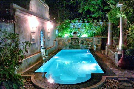 Boutique Villa with a Pool
