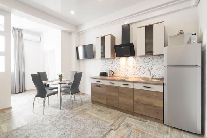 Уютная квартира в центре Адлера - Большой Сочи - Apartment