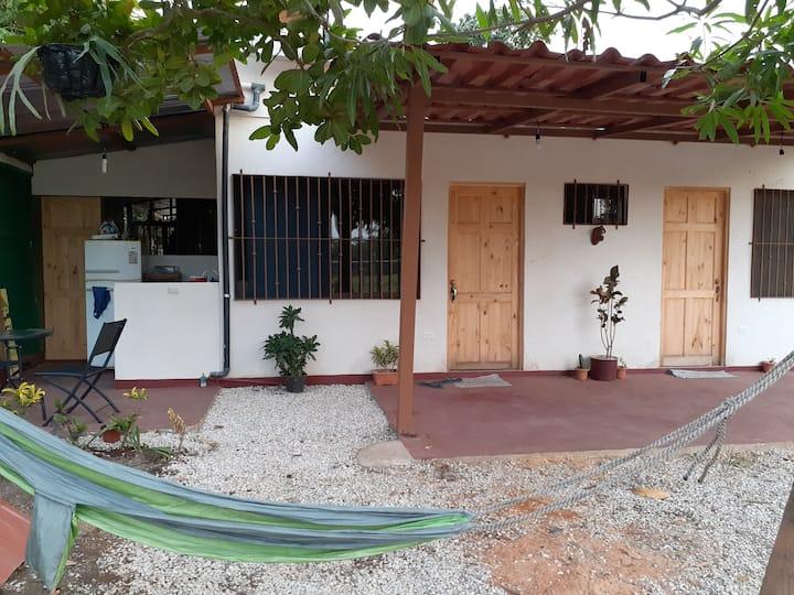 Cabina2,Casa Garita.